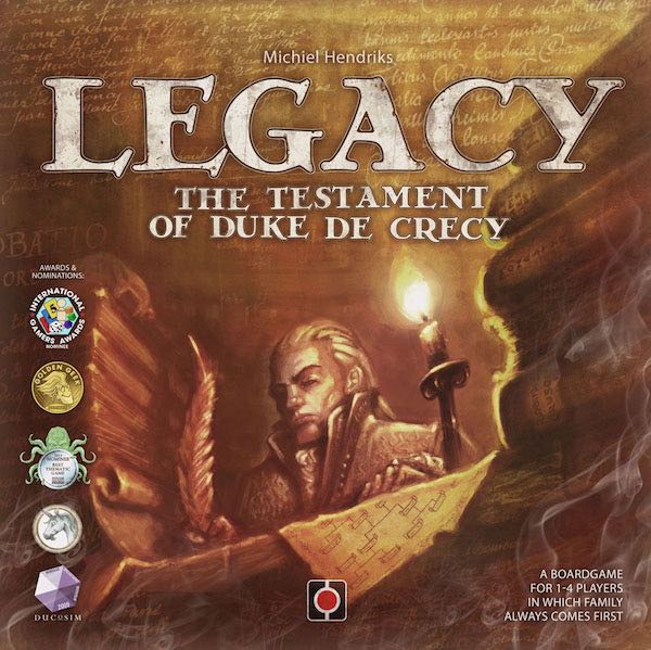 Legacy - The Testament of Duke de Crecy