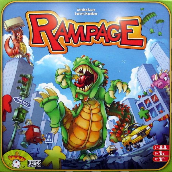 Rampage (Terror in Meeple City)